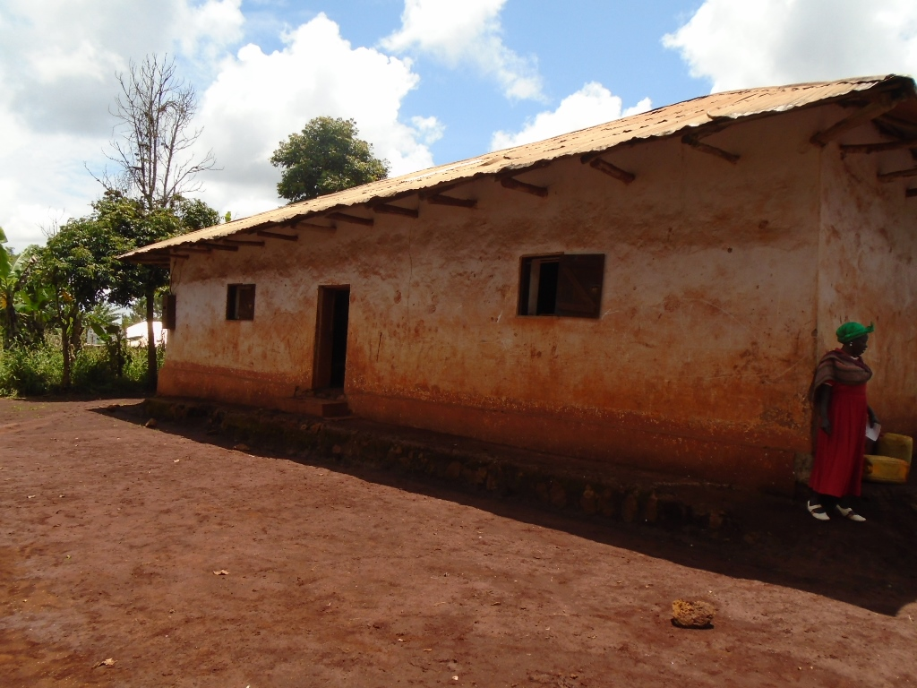Copie de la chapelle de mejeng bameka