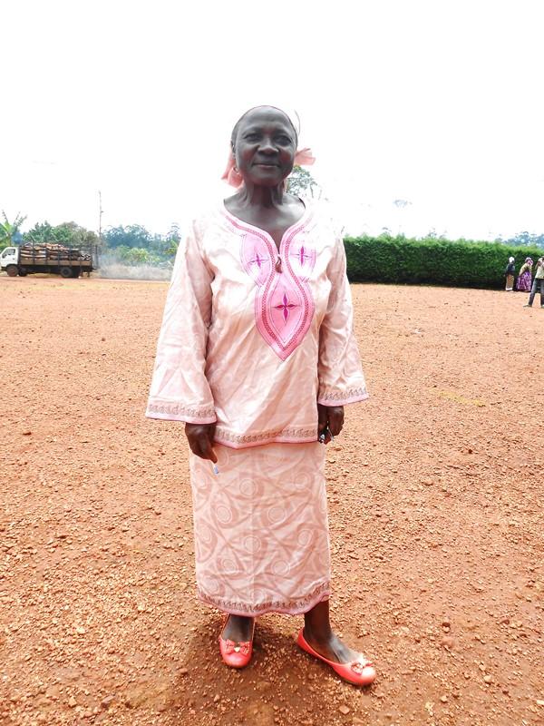 Mama Marie Kengne, Doyen des Catéchiste