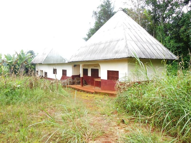 Presbytere de Bangam