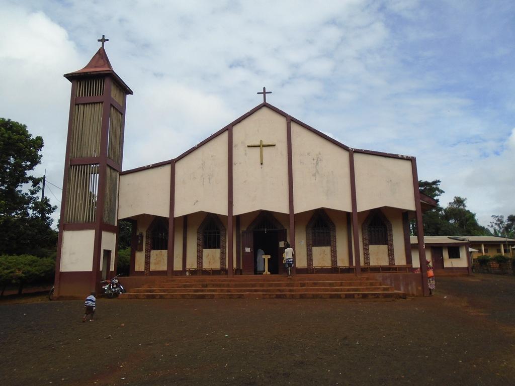 chapelle de Bansoa-chefferie