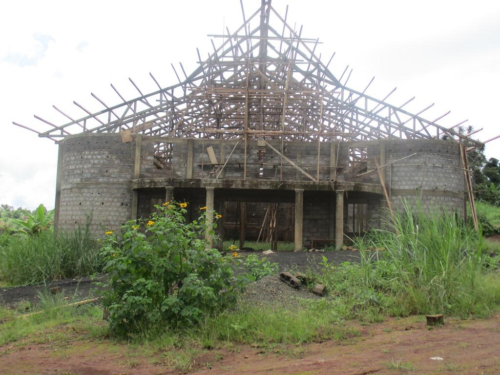 Chapelle de ndounké Baloum