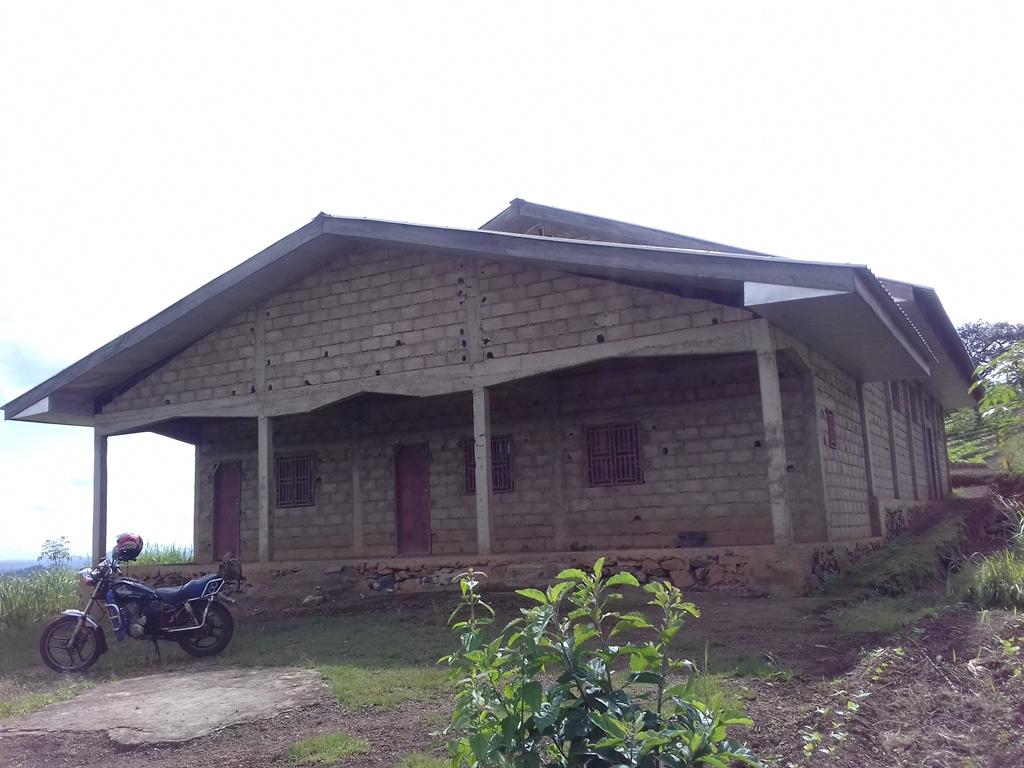 l'église de Nefowon