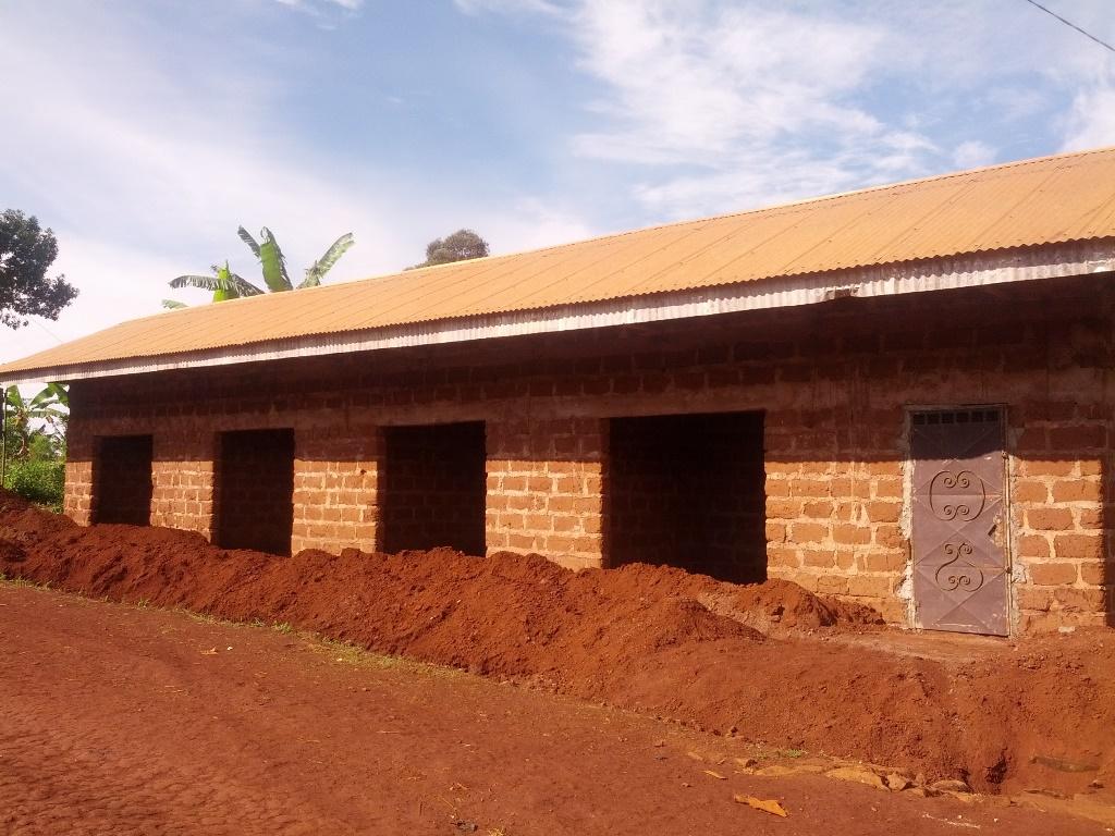 BOUTIQUES PAROISSIALE EN CONSTRUCTION