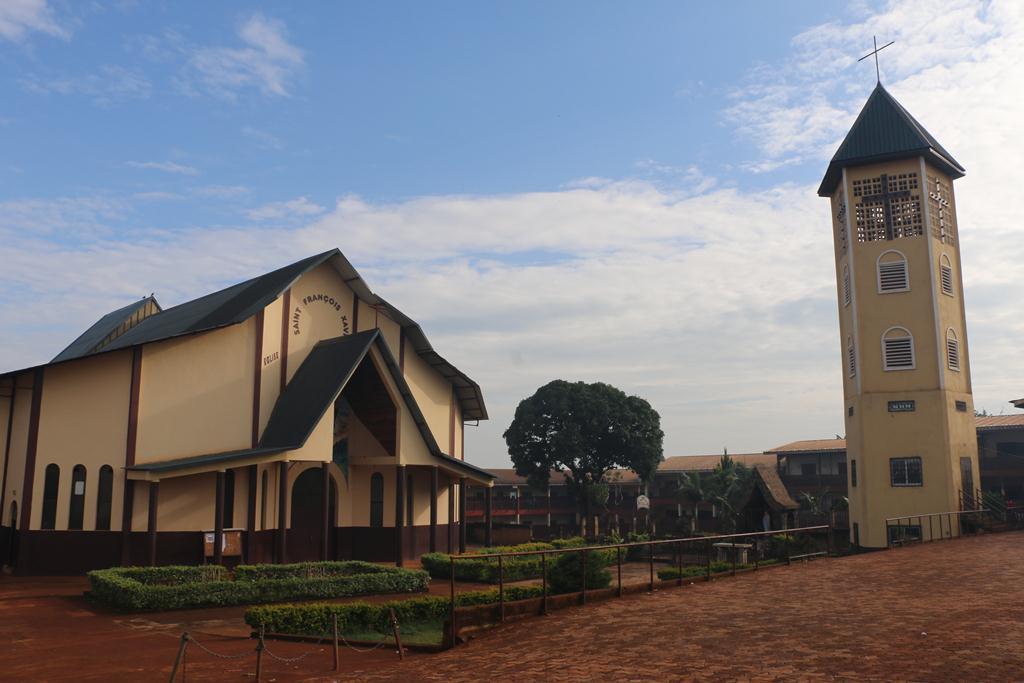 église et clochet