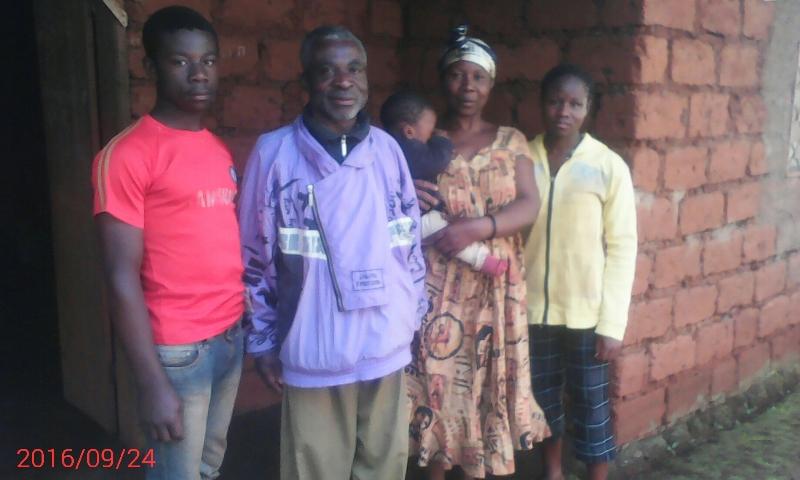 FAMILLE KAMWA, PILIER ET TEMOIN DE LA FOI (2)